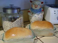 Honey Oat Bread - Harriet Lewis