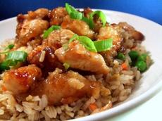Orange Chicken (Restaurant Style)