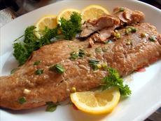 Honey Ginger Grilled Salmon