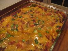 Shrimp Enchilada (Casserole)