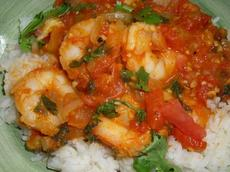 Prawn ( Shrimp ) Rougaille