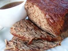 Crock Pot Roast Beef With Gravy