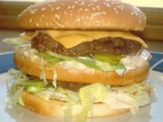 Mc Donald's Big Mac.....almost!!!!!
