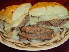 Portillo's Italian Beef Sandwiches