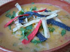 Max & Erma's Chicken Tortilla Soup