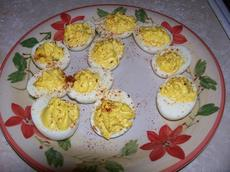 The Bestest Deviled Eggs Ever!!