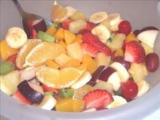 Fruit Salad from Heaven