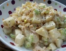 Grilled Onion Potato Salad