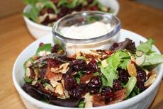 Awesome Spinach Salad