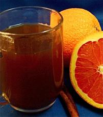 Spiced Coffee Cider