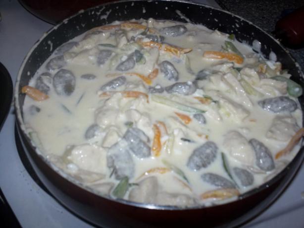 Chicken Gnocchi Veronese (Olive Garden)