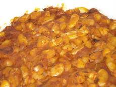 Fava Beans Just Like Grandma Made