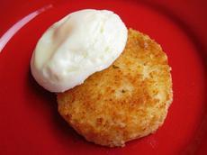 Fried Grits Patties