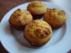 Yellow Corn Muffins - Gluten Free (Like Jiffy Cornbread Mix)