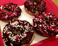 Baked Cake Donuts (Doughnuts)