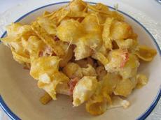Cheesy Shells With Bacon #RSC