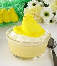 Easter Peeps Pots De Crème