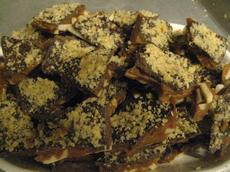 Easy Almond Roca Toffee