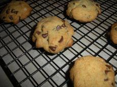 Secret Ingredient Soft Chocolate Chip Cookies