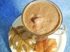 Chocolate-Peanut Butter Shake