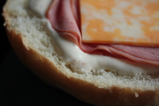Super Simple Sandwich Spread (Or Sauce)
