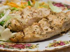 Greek Chicken Marinade from Rachael Ray