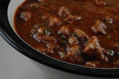 Fritanga - Spicy Pork and Egg Stew (Bolivia)