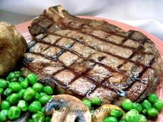Pan-Grilled Steak (Biftek à La Parrilla)