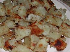 Fried Yucca (Cassava) Costa Rican Style