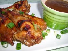 Chicken Wings With Mango-Tamarind Sauce