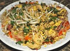 Lemony Pad Thai