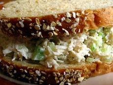 The Easiest Chicken Salad