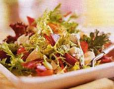 Hearts of Palm Salad with Beets and Blue Cheese