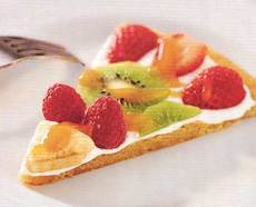 Fruit and Cookie-Crust Pizza