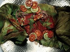 Yucatecan -Style Grilled Mahi-Mahi