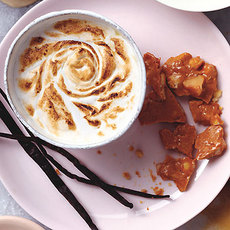 Toasted-Marshmallow Topping