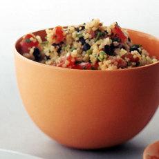 Black Bean and Tomato Quinoa