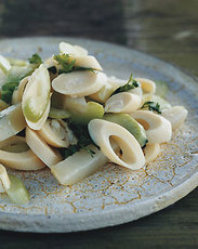 Chayote and Hearts-of-Palm Salad