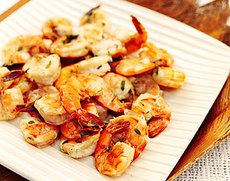 Peel-and-Eat Hot Pepper Shrimp
