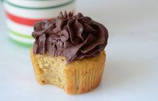 Paleo Vanilla Cupcakes